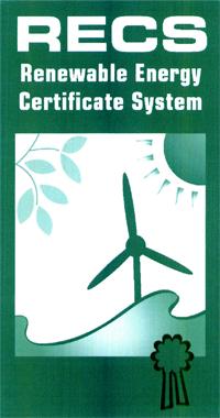 recs renewable energy certificate system